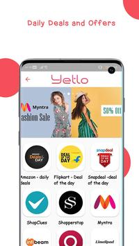 Yetlo - All in One Shopping App screenshot 3