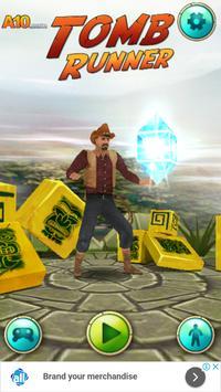 Tomb Runner - Tempe Runner screenshot 1