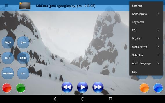 StbEmu screenshot 6