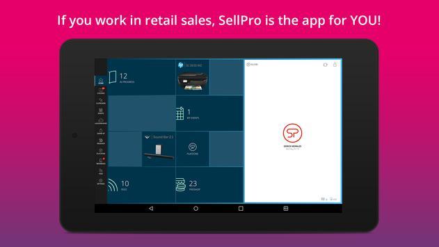 SellPro capture d'écran 5
