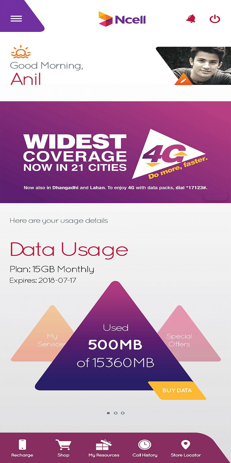 Ncell for Android - APK Download