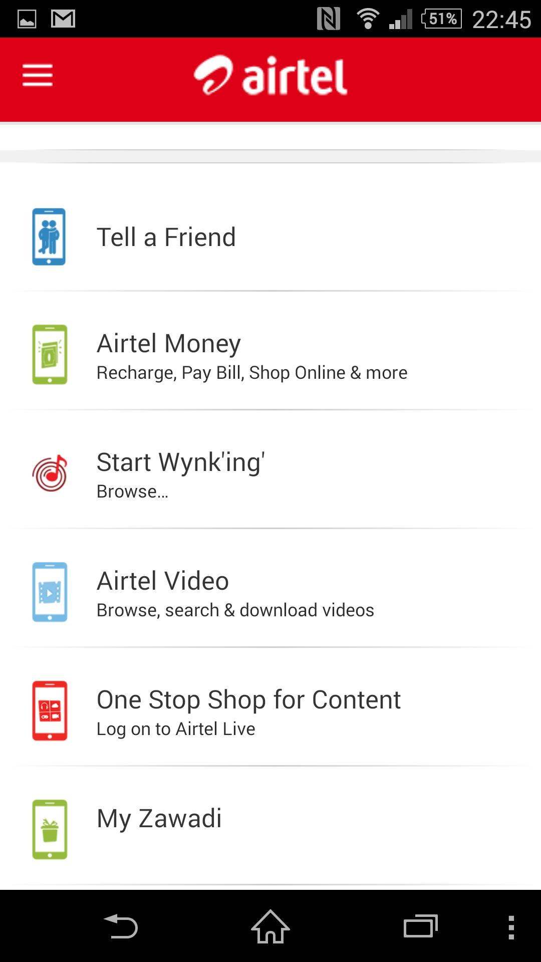 Airtel Care Africa for Android - APK Download