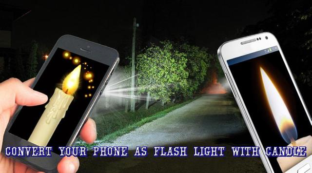 Candle FlashLight screenshot 1