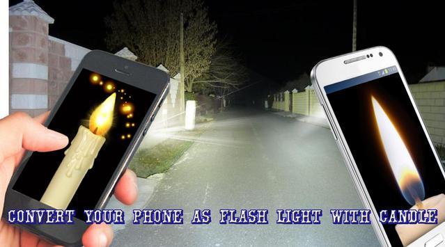Candle FlashLight screenshot 5