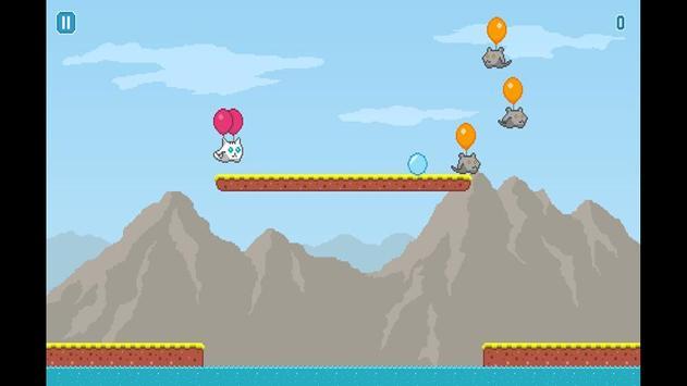 Flying Cat imagem de tela 1