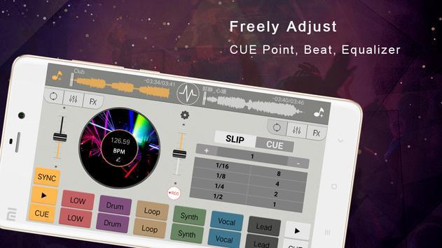 DJ Mixer Studio screenshot 3