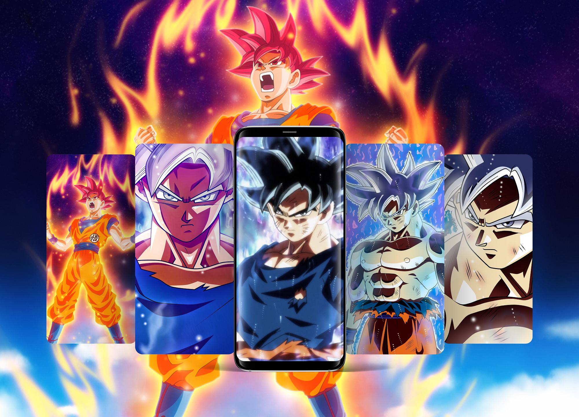 Goku Wallpapers Ultra Instinct For Android Apk Download
