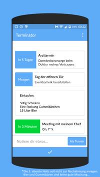 Notes & Dates in one App screenshot 2