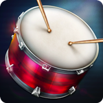Drums: real drum set music games to play and learn APK