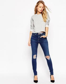 Girls Jeans Styles 2019 (Offline) screenshot 6
