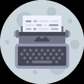 Moon Writer icon