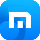 Maxthon Browser - Fast & Safe Cloud Web Browser أيقونة