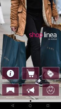 SHOP LINEA screenshot 1