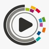 Sax video player - All format video player icon
