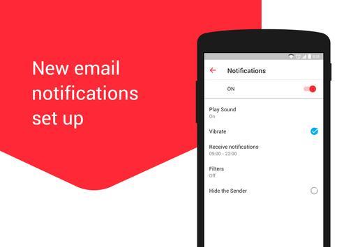myMail Ekran Görüntüsü 2