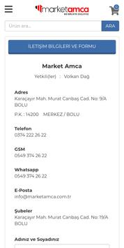 Market Amca screenshot 4