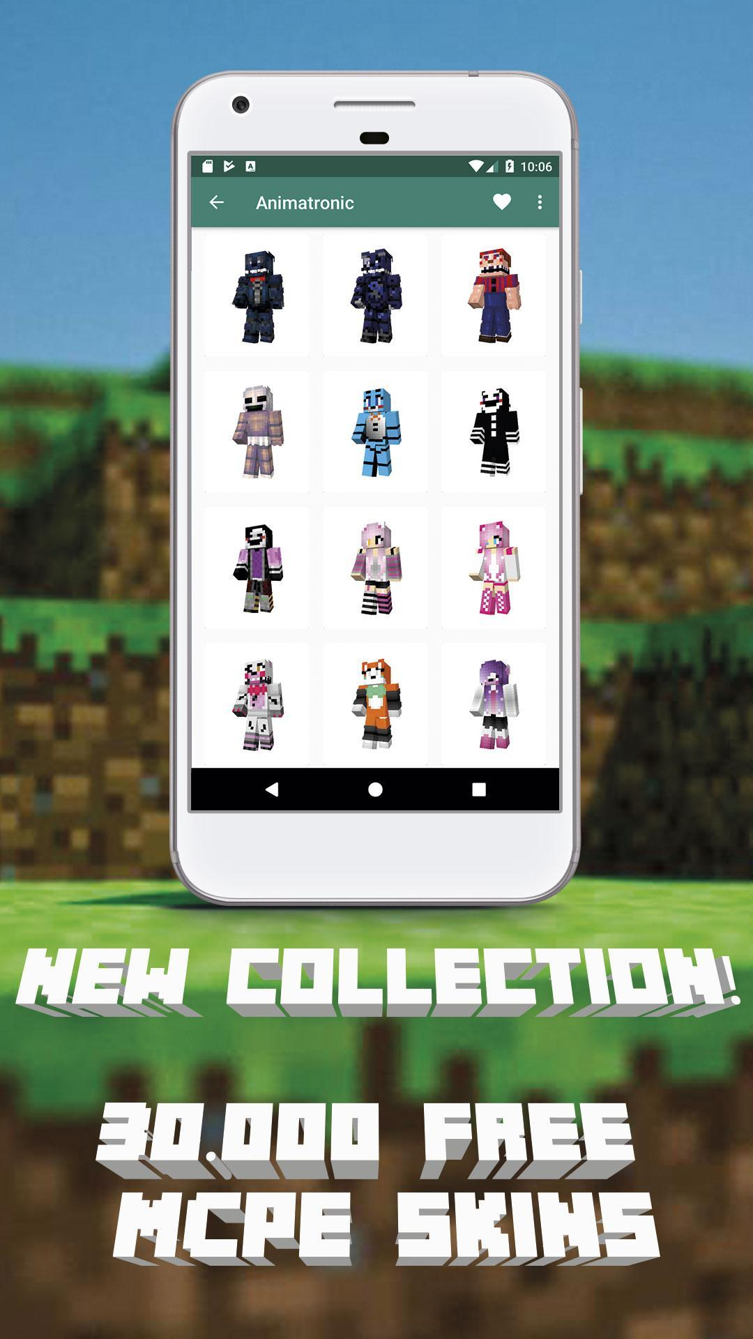 My Minecraft Skins For Android Apk Download