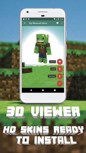 My Minecraft Skins Free Skins Premium Mcpe 2020 Apk 1 4 Download For Android Download My Minecraft Skins Free Skins Premium Mcpe 2020 Apk Latest Version Apkfab Com