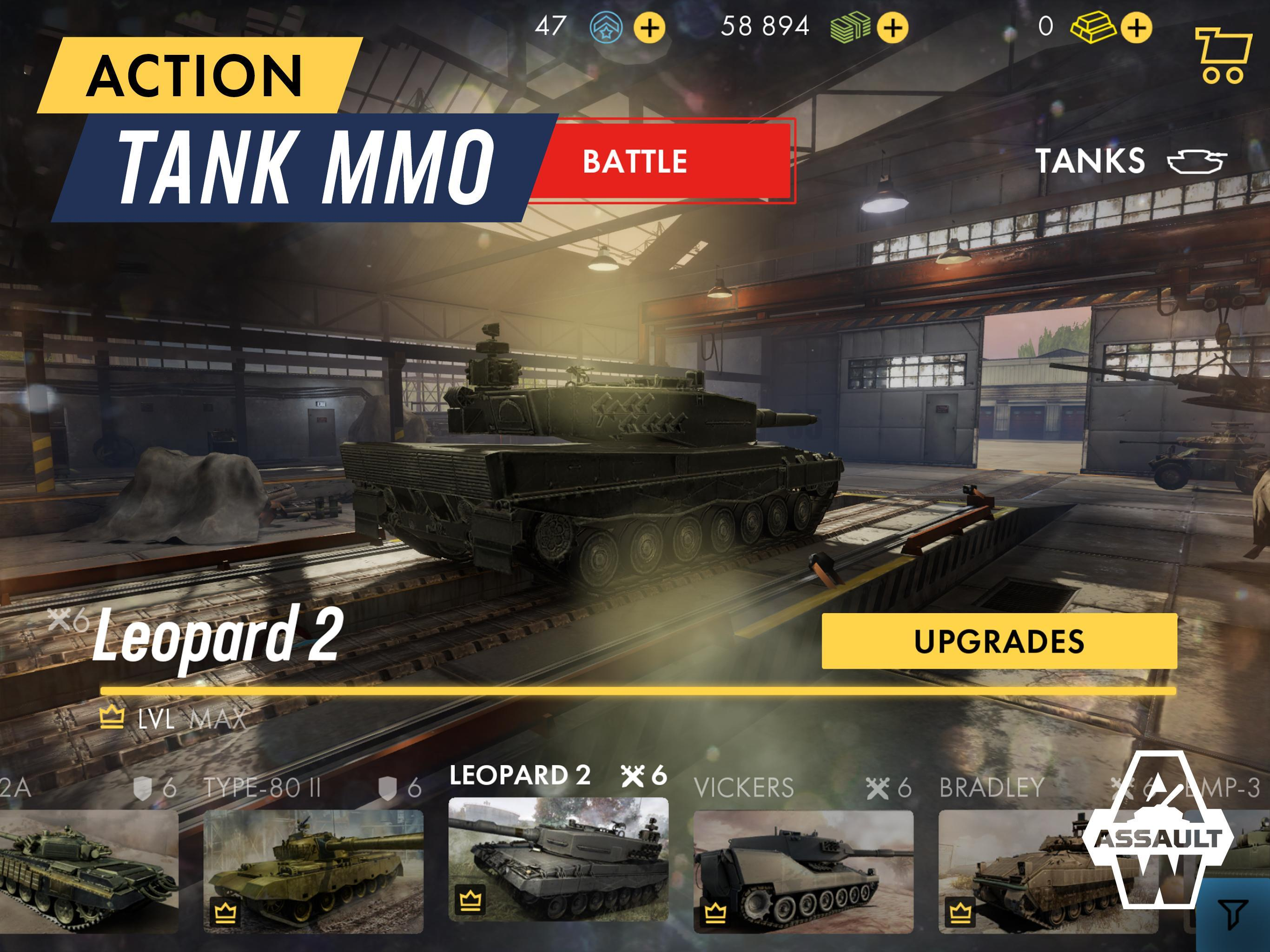 Armored Warfare Download