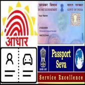 identification documents icon