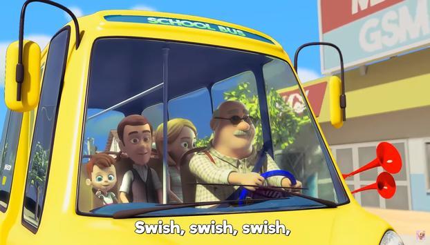 العجلات على الحافلة - The Wheels On The Bus screenshot 2