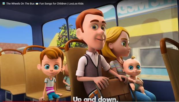 العجلات على الحافلة - The Wheels On The Bus screenshot 4