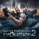 Evolution: Battle for Utopia. Shooting games free APK Android