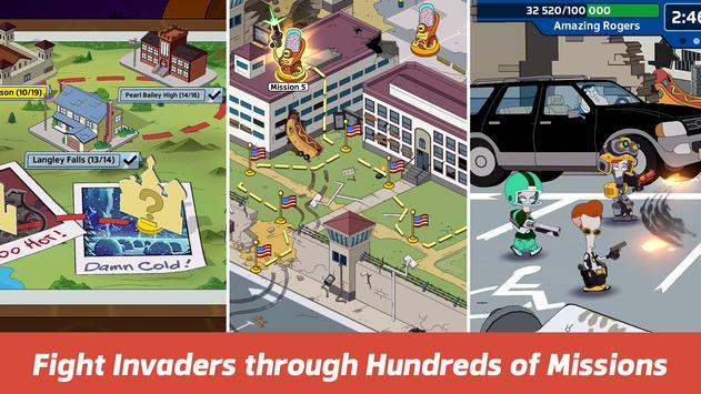 American Dad! Apocalypse Soon imagem de tela 3