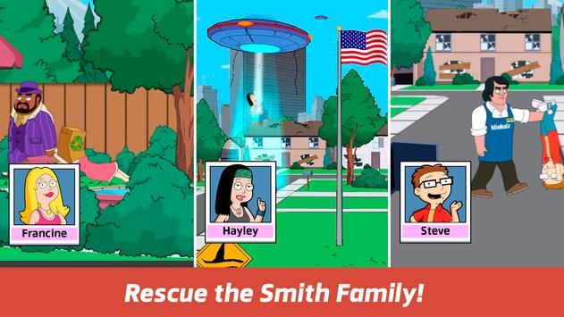 American Dad! Apocalypse Soon imagem de tela 4