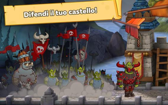 19 Schermata Hustle Castle