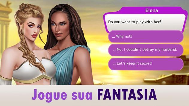 Amor & Namoro Romance 3D: Simulador de Vida Real imagem de tela 18