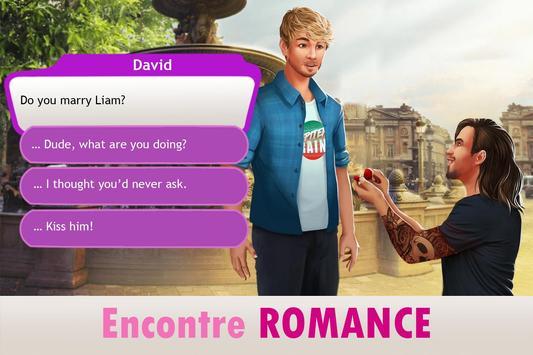 Amor & Namoro Romance 3D: Simulador de Vida Real imagem de tela 1