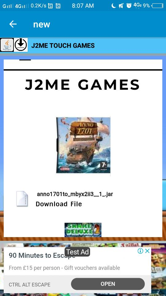 J2ME GAME FREE DOWNLOAD for Android - APK Download