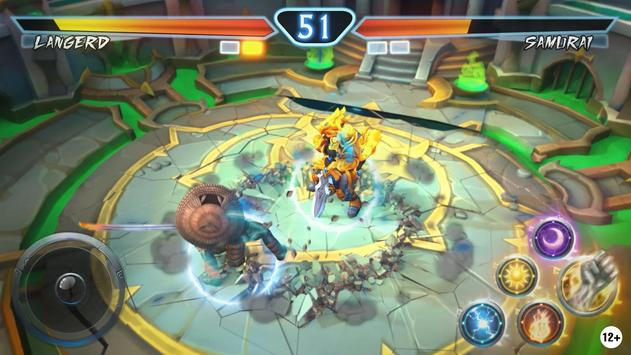 Legends Magic: Juggernaut Wars - raid RPG games screenshot 4