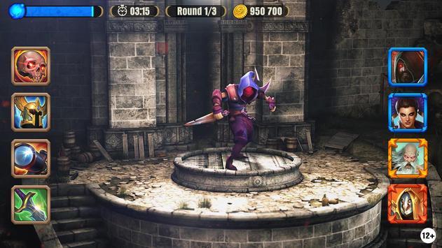 Legends Magic: Juggernaut Wars - raid RPG games screenshot 9
