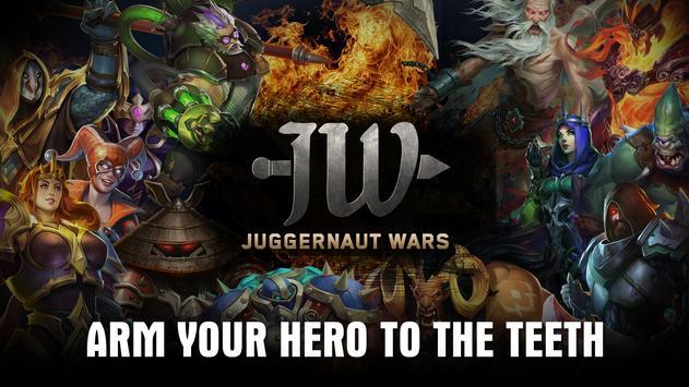 Juggernaut Wars-poster