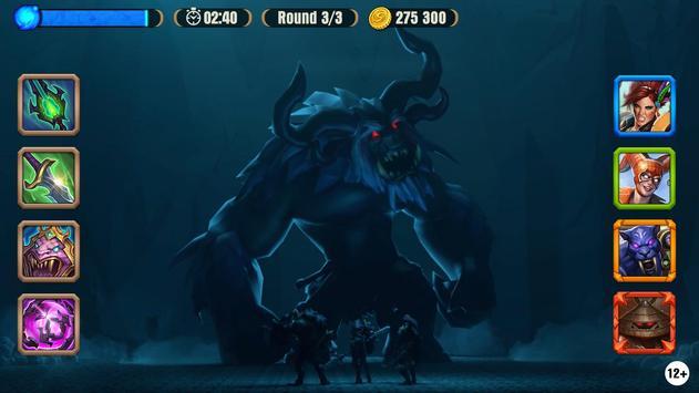 Legends Magic: Juggernaut Wars - raid RPG games screenshot 10