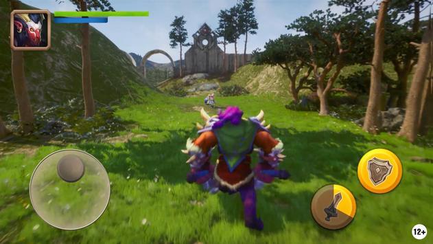 Legends Magic: Juggernaut Wars - raid RPG games screenshot 16