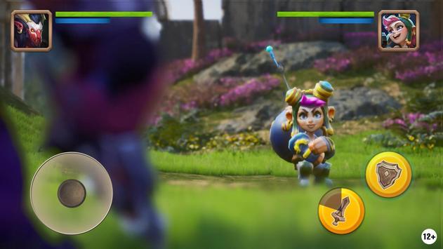 Legends Magic: Juggernaut Wars - raid RPG games screenshot 3
