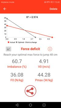 My Jump 2: Measure your jump screenshot 2