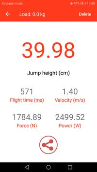 My Jump 2: Measure your jump screenshot 3