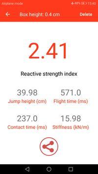 My Jump 2: Measure your jump screenshot 4