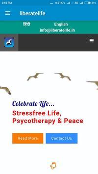 Liberatelife screenshot 2