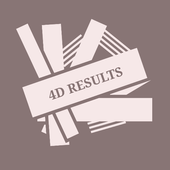 4D RESULTS icon
