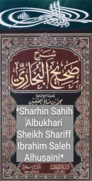 Sharhin Sahihal Bukhari Hausa language Plakat