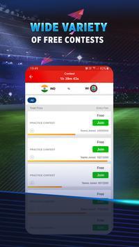 My11Circle - Official Fantasy Cricket App screenshot 14