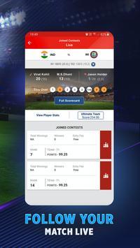 My11Circle - Official Fantasy Cricket App screenshot 17