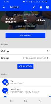 My Coach Rugby imagem de tela 3