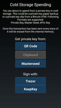 Mycelium Bitcoin Wallet imagem de tela 5