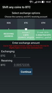 Mycelium Bitcoin Wallet screenshot 6